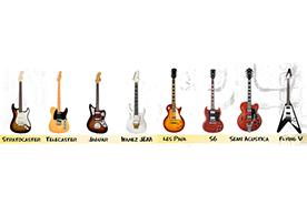 114- Tipos guitarras