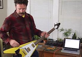101 - Guitarra a distância