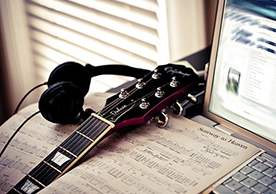 37- Estudar música