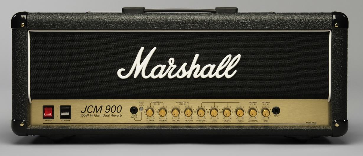 f3b2682e4ea31 Amplificador Marshall JCM 900