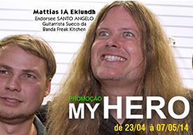 8- My hero
