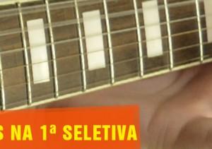 2014-09-05 - Meus riffs - 1ª seletiva