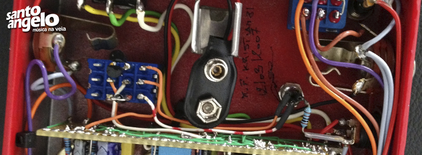 BANNER - Pedal interno