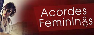 Acordes Femininos