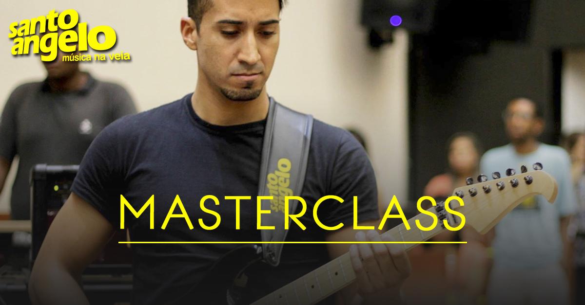 Masterclass - Ivan Lluys