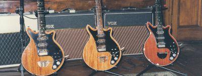 Brian May Greg guitars
