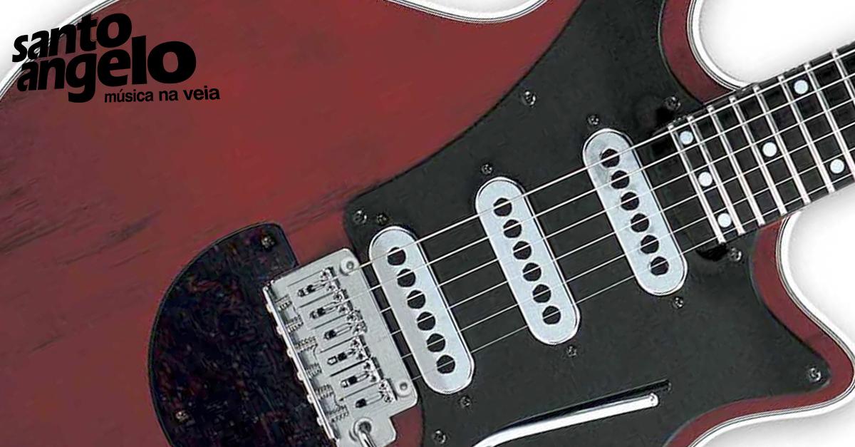 Links - Brian May guitarra