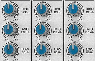 Mesa de som 1 - imagem 2