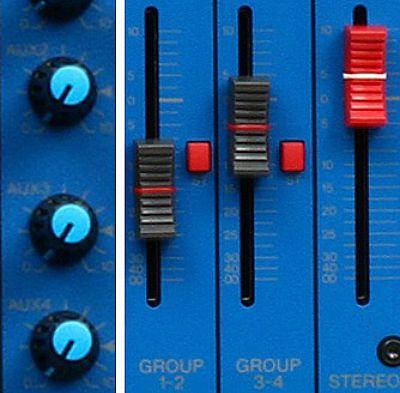 Mesa de som 2 - imagem 2