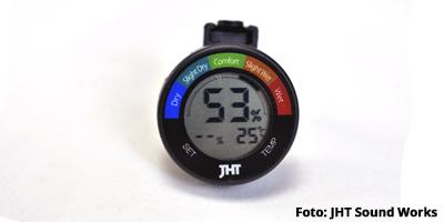 Medidor de Temperatura - JHT