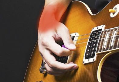 É normal sentirmos dor quando tocamos um instrumento?