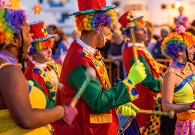 Vai tocar no carnaval? Cuide-se direito!