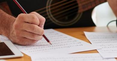 5 dicas para compor músicas
