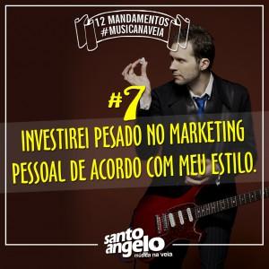 Mandamentos - 7 Marketing
