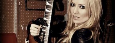 Christina Hudson – Guitar Tech – Los Angeles-EUA