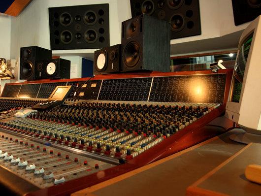 Pré-amps - mesa de som