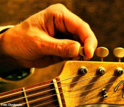 Tocar guitarra - imagem 4 afinação  ok