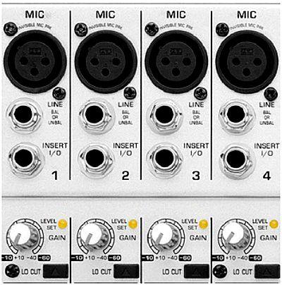 Mesa de som 1 - imagem 1