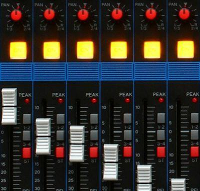Mesa de som 2 - imagem 1