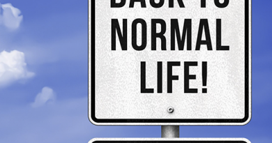 Estamos voltando para a normalidade?